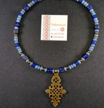 Copta bronce