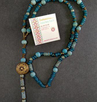 collar largo artesania exclusivo bohi chic (Copy)