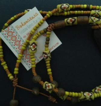 amarillo madera boho tuareg (Copy)